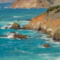 Featured Artist... Clyde Aspevig!