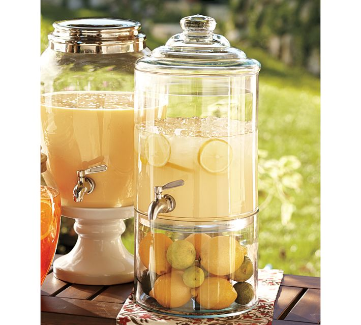 A classy drink dispenser and recipes to go with it beat for Tea and liquor recipes