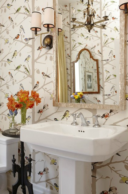 ATweet wallpaper inspired house sarah richardson hgtv