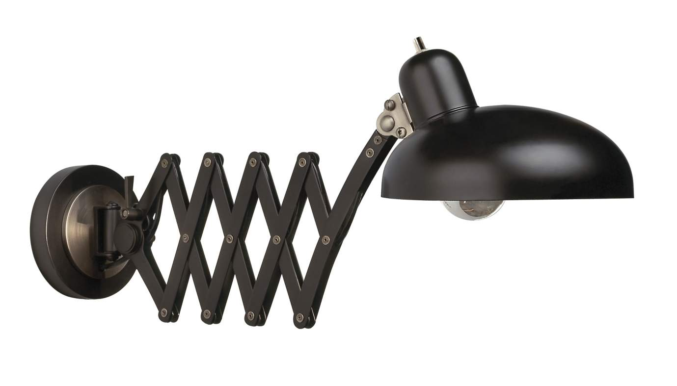 Wall Mounted Extendable Lamp : In search of the perfect wall light? a r t f o o d h o m e . c o m