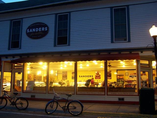 Sander's - Mackinac Island, MI