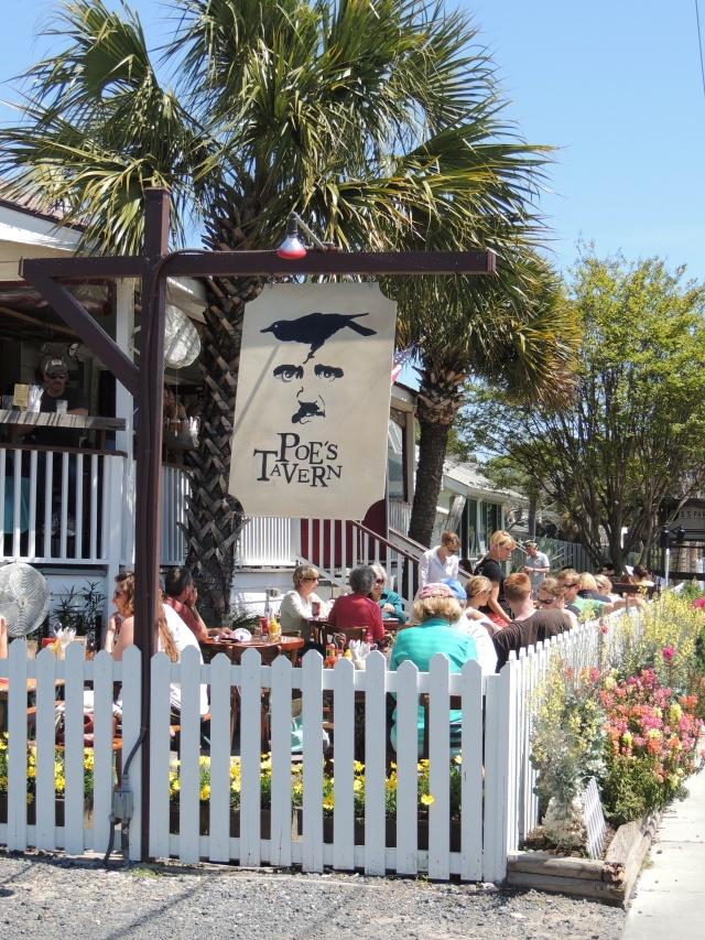 Poe's Tavern!