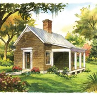 House Plan Thursday: Southern Living Plan of the Month - Garden Cottage SL1830