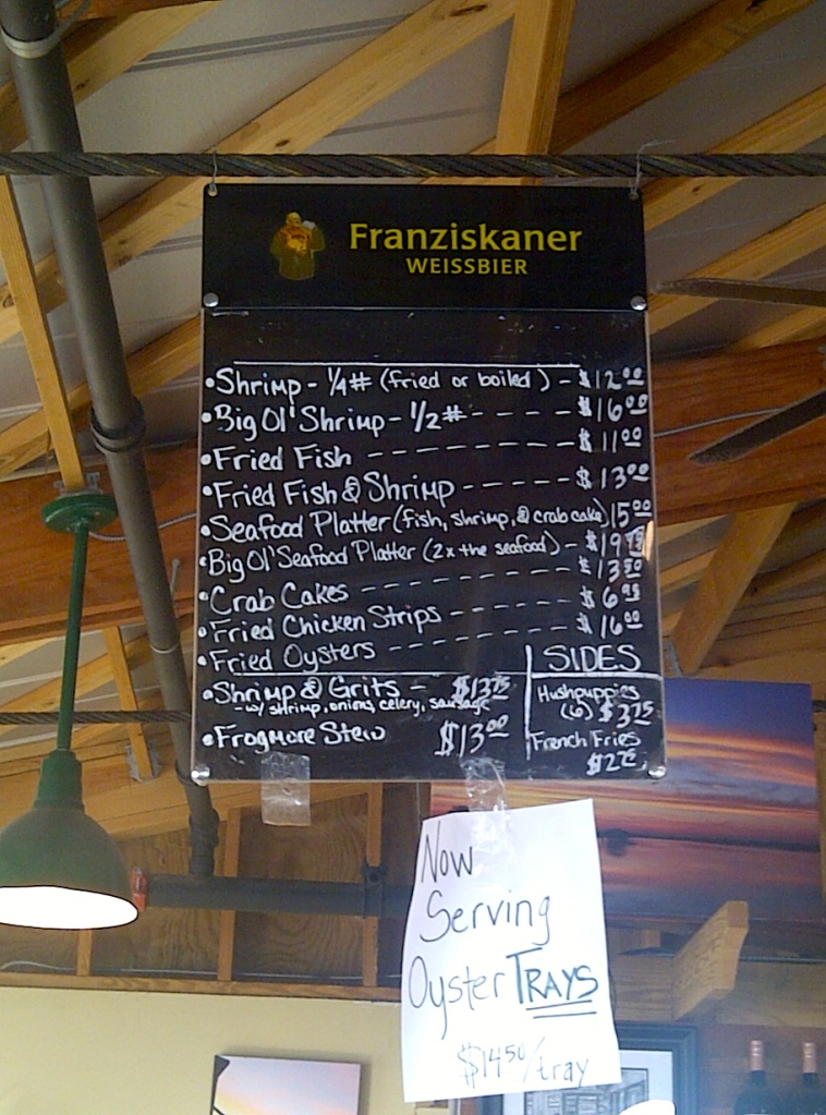 MENU as of April 2013