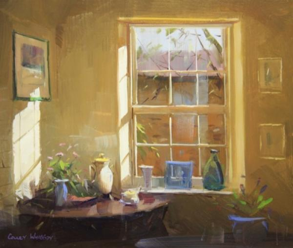 ColleyWhisson A Quiet Corner Tasmania DavidHartGalleries
