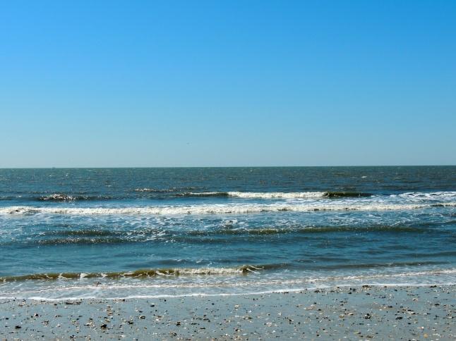 Beach at Botany Bay, Edisto, SC
