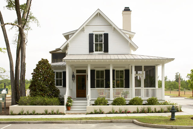 HousePlan Sugarberry SL front