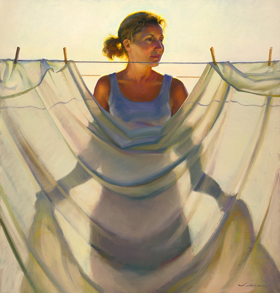 Featured Artist… Jeffrey T. Larson! – ArtFoodHome.com