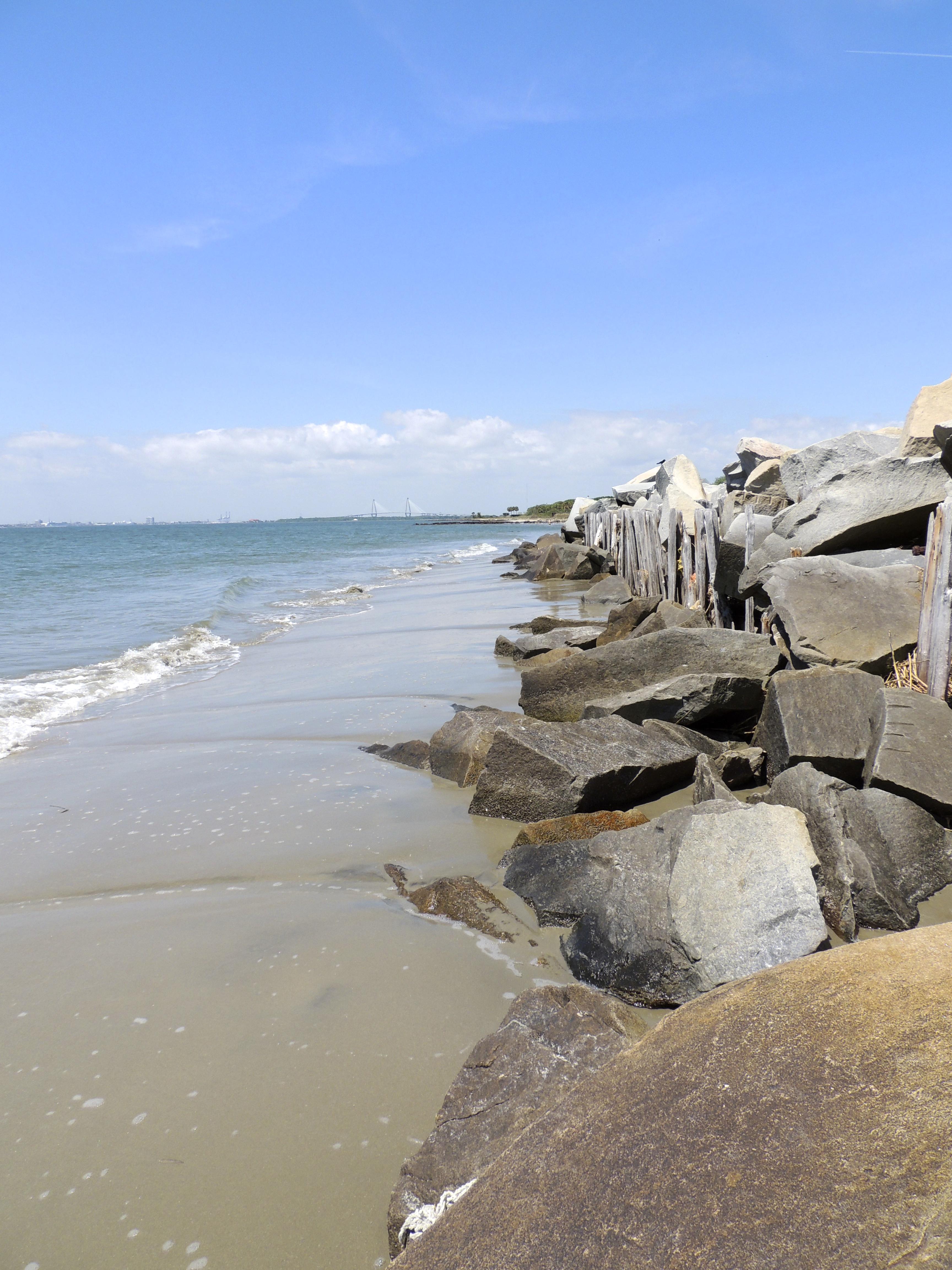 Sullivan S Island Beach