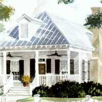 House Plan Thursday (on Wednesday this week)... Holly Grove by Southern Living...