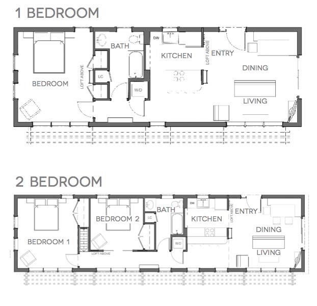 house plan] – An energy efficient home built by Brightbuilt ...
