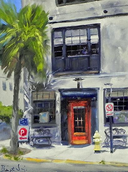 """""""Stewart Fine Art"""" by Bridget Jennings [bridgetjenningsartist.com]"""