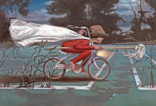 """Jousting"" by Shawn Fields"