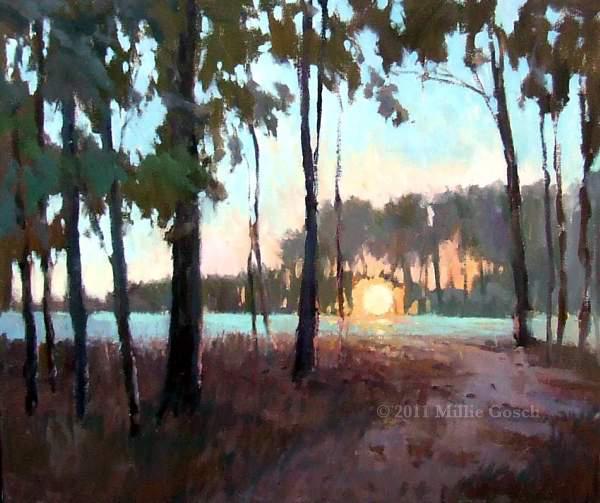 """""""First Light"""" by Millie Gosch"""