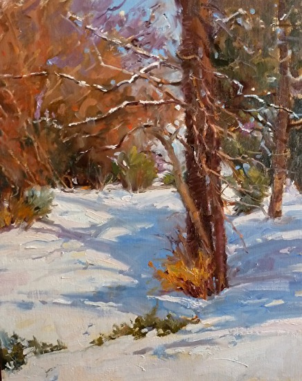 After the Snowfall by Dee Beard Dean