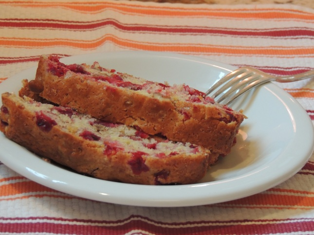 Ocean Spray Cranberry Nut Bread
