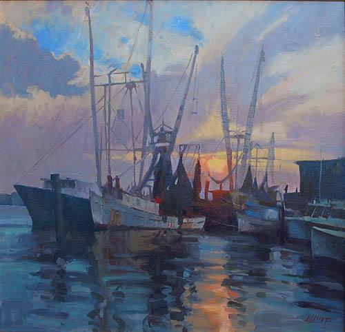 Sundowners by Larry Moore