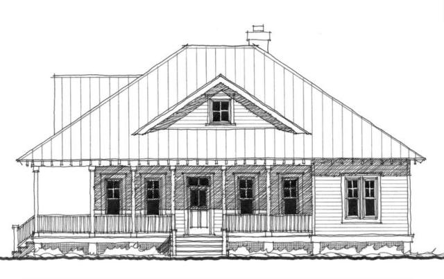 INLET RETREAT houseplan by Allison Ramsey Architects