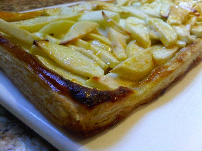 Rustic Apple Tart recipe...