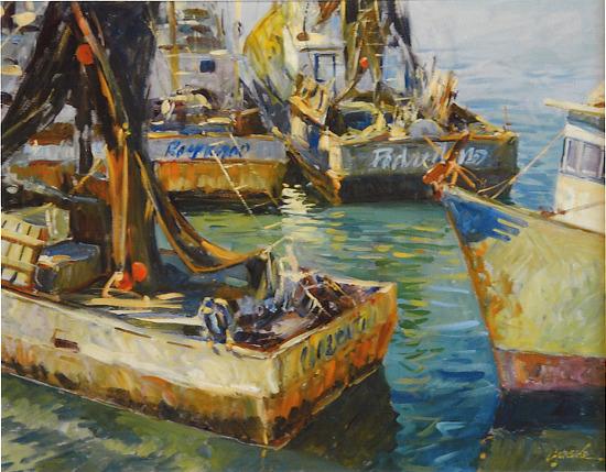 Sea of Cortez by Walt Gonske