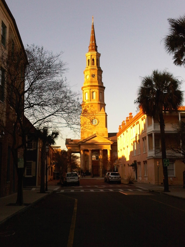 St. Phillips Church - Charleston, SC