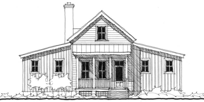 House plan red bluff by allison ramsey architects Allison ramsey house plans