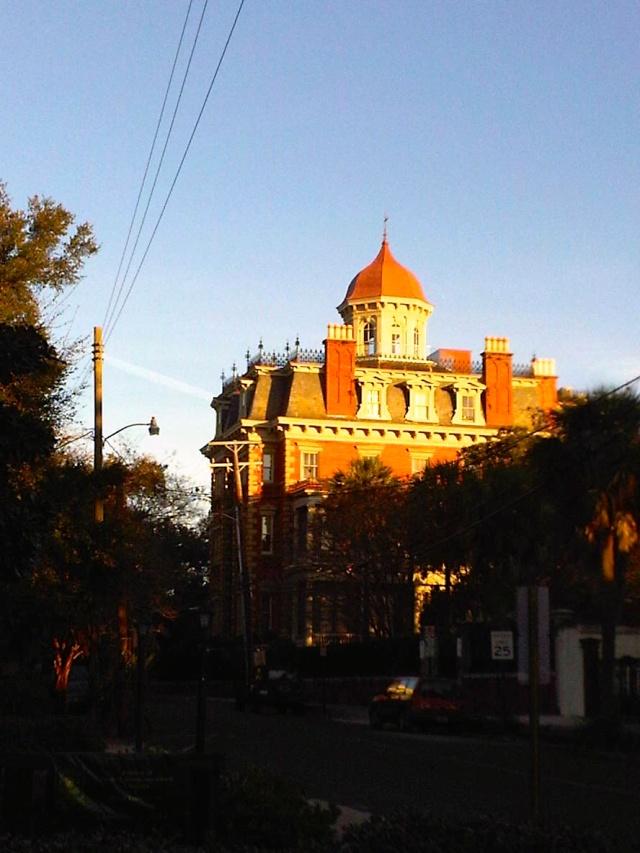 Wentworth Mansion, Charleston, SC