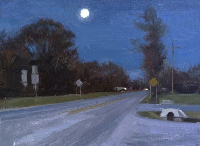 Highway Moon by Kevin Menck
