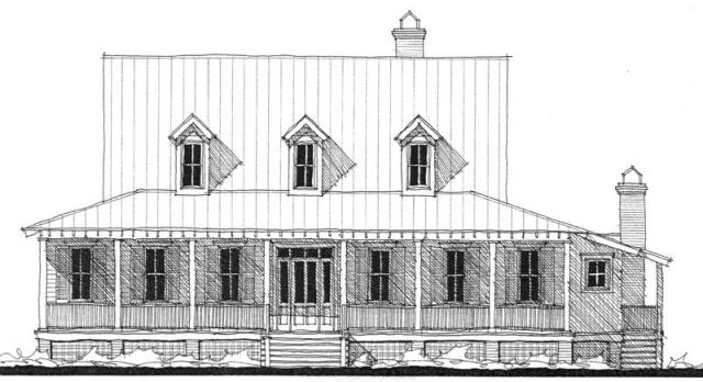 Shadowlawn - House plan by Allison Ramsey Architects