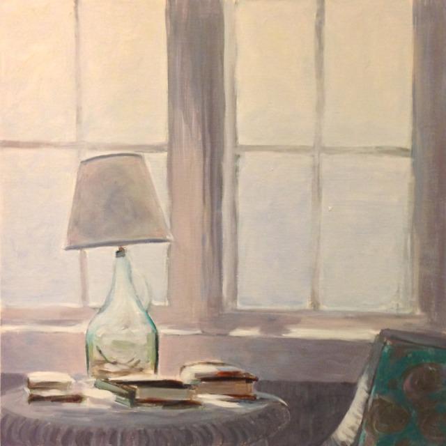 "Bright Light by Alice Kirkpatrick 10x10"" Acrylic on Panel"