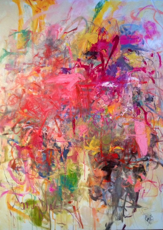 Joan Mitchell Art Image Search Results: Featured Artist: Sandy Welch!