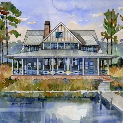 2014 Southern Living Idea House