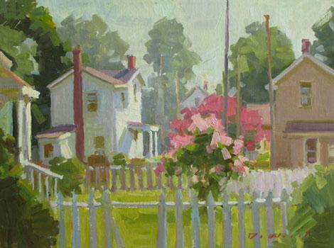 The Neighborhood by Ken DeWaard