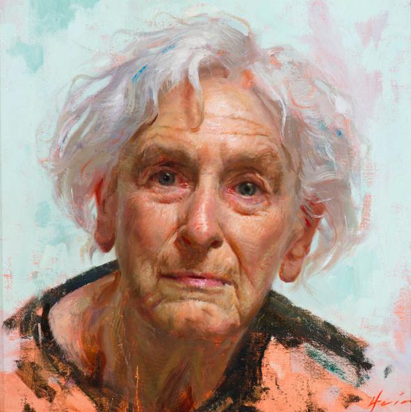 JoAnn by Jeffrey Hein