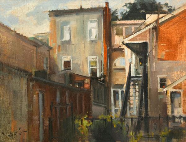 Featured Artist: John Porter Lasater IV!
