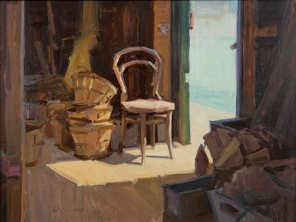 Ken DeWaard - A Waterman's Life - Artists Choice Award