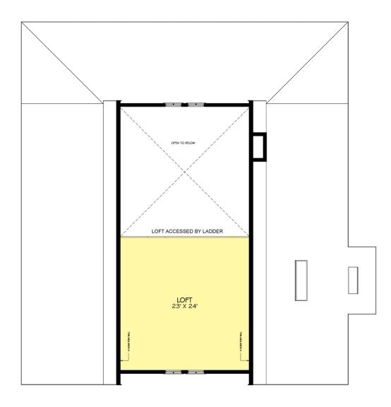 A country farmhouse plan (888-7) via Houseplans.com