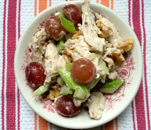 Chicken Salad - Too Easy!