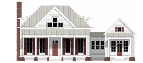 house plan moser design group tnh lc 11a coastal living 2002