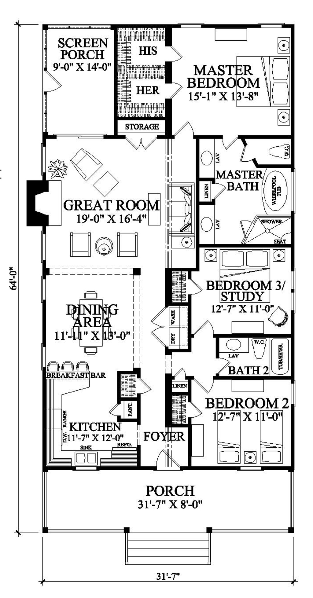 House plan 137 21 from for Www houseplans com