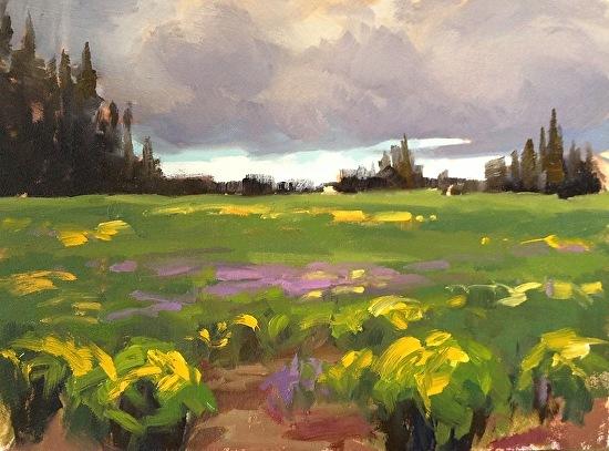 Spring Dreaming (Cedar Breaks) by Mary Jaben