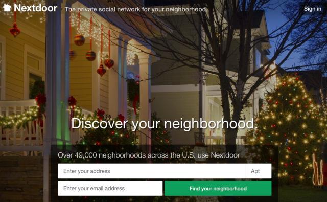 Image via nextdoor.com
