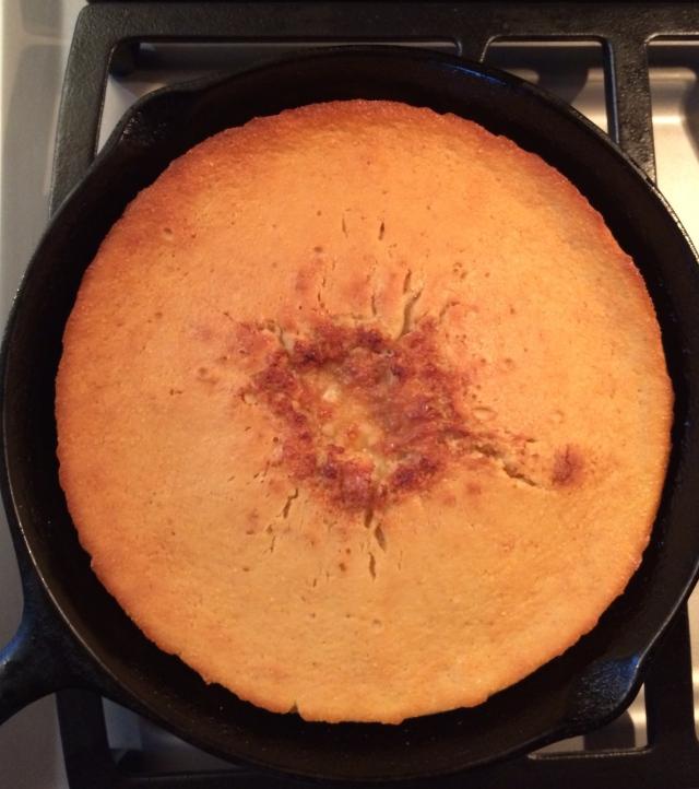 New England Spider Cake