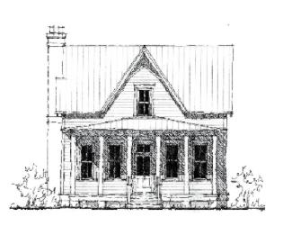 Augusta Avenue (C0525) by Allison Ramsey Architechts