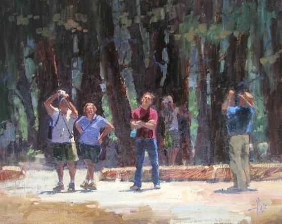 Yosemite Renaissance XXIV by Debra Huse Best of Show Award!
