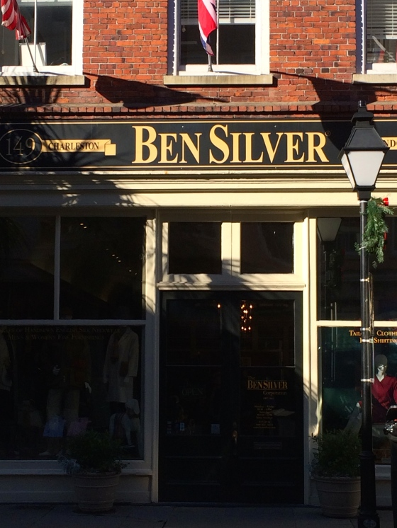 Ben Silver - Charleston, SC