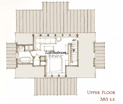 House Plan 231 Easton Way By Our Town Plans