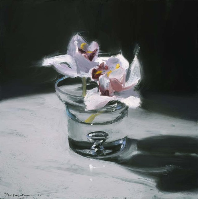 Orchids by Ben Aronson
