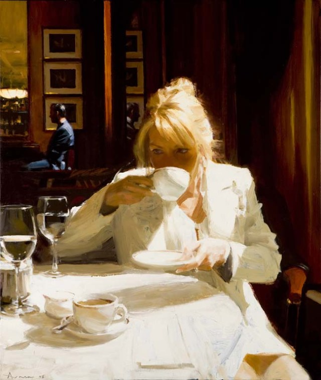 The Recollection by Ben Aronson