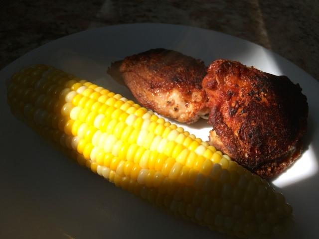 Superfast Crispy Chicken Thighs | Cooking Light